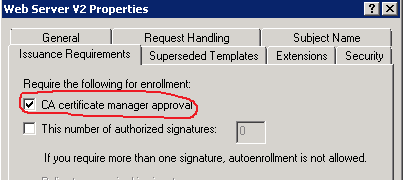 Manage pending certificate requests in adcs with powershell pki you as ca manager received notification about incoming certificate request your task is to review the certificate request to ensure that it is properly yelopaper Choice Image