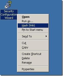 Полезная безделушка Hash SHA1 на PowerShell - PKI Extensions
