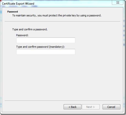Сложный экспорт сертификатов в PowerShell - PKI Extensions