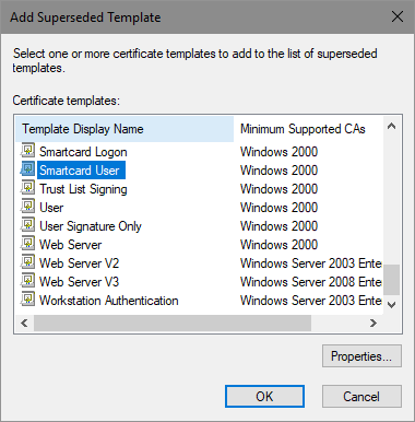 Certificate Autoenrollment in Windows Server 2016 (part 4